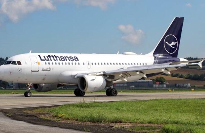 Lufthansa z problemami w Mińsku