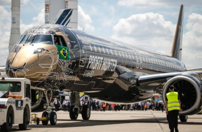 Embraer dostarczył 130 samolotów w 2020 roku. 71 odebranych w Q4