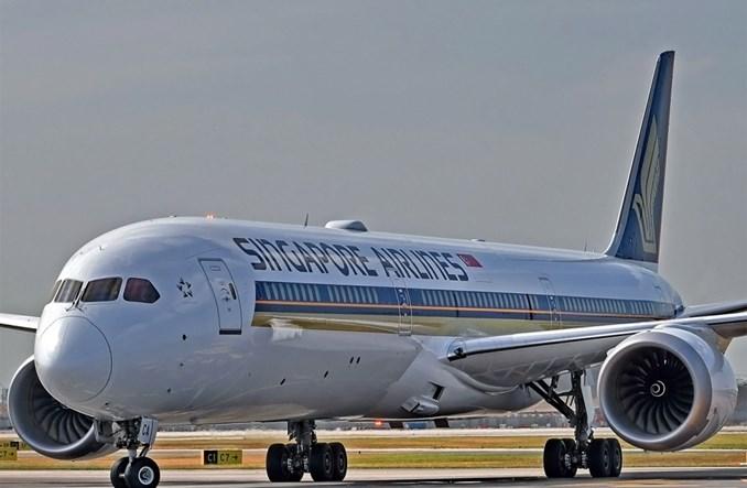Singapore zamienia 787-10 na więcej 777-9X w ramach odroczenia wydatków kapitałowych