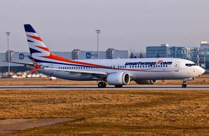 Boeing 737 MAX czeskich Smartwings doleciał do Malagi