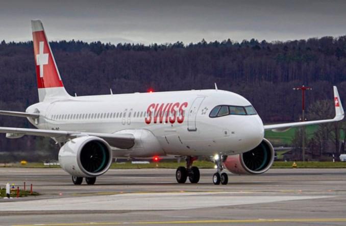 SWISS odsłonił karty. Dopiero latem dużo więcej lotów z Genewy i Zurychu