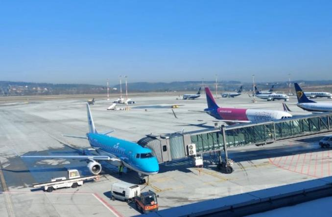 ACI: Kraków-Balice wśród 89 wyróżnionych lotnisk na świecie