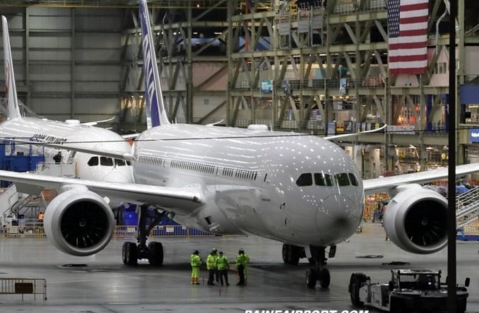 Ostatni Boeing 787 Dreamliner wyprodukowany w Everett opuścił fabrykę