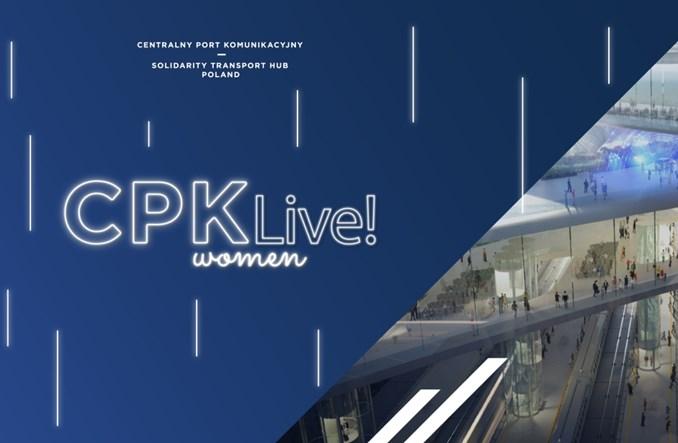 CPK Live! Women. Warsztaty i debaty online