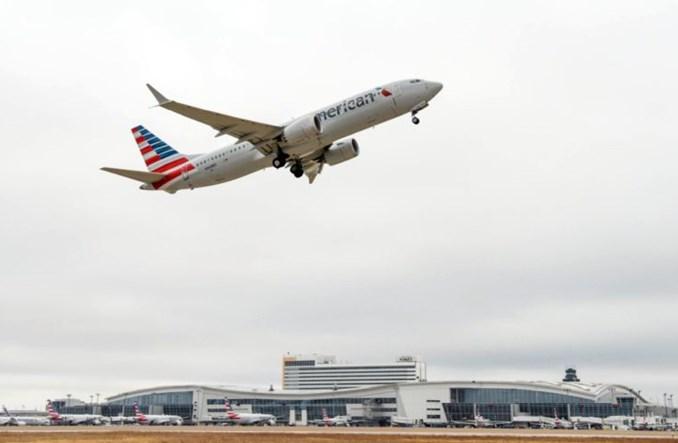 Boeingi 737 MAX linii American Airlines połączą Miami z Manaus
