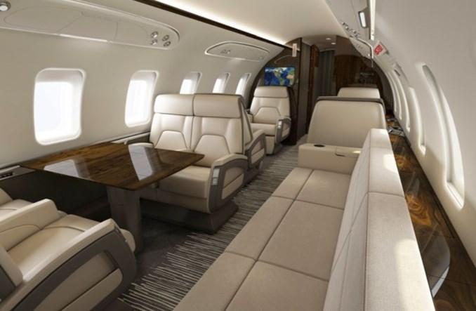 Bombardier i Aston Martin będą razem tworzyć odrzutowce biznesowe