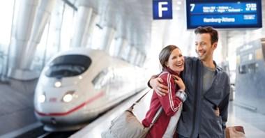 Ofensywa kolejowa Lufthansy i DB. Szybkie pociągi zamiast samolotów