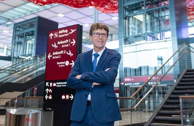 Szef nowego lotniska w Berlinie złożył rezygnację