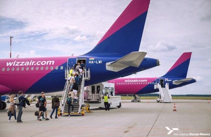 Trzy nowe trasy Wizz Aira z Polski. Na greckie wyspy polecimy z Warszawy