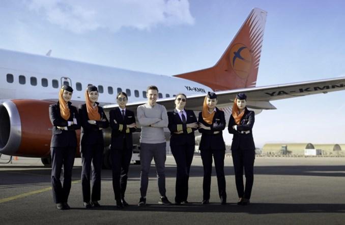 Afganistan: Pierwszy lot wyłącznie z żeńską załogą