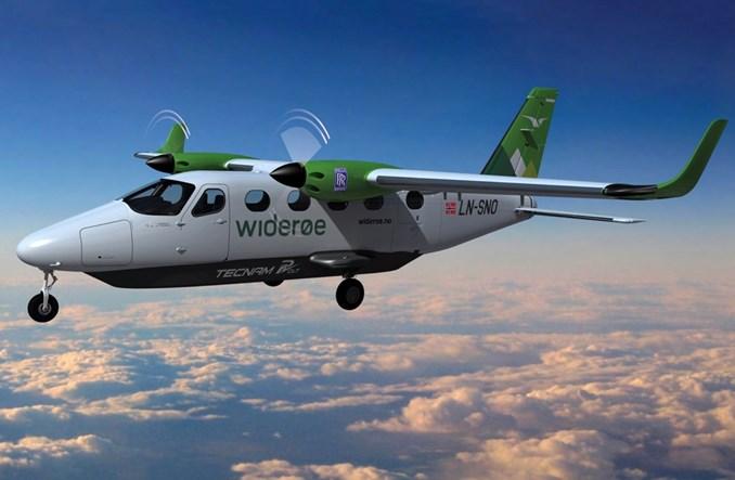 Rolls-Royce, Tecnam i Widerøe dostarczą całkowicie elektryczne samoloty pasażerskie w 2026 r.