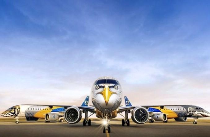 Embraer: Spadek przychodów o 31 proc. 728 mln dolarów rocznej straty