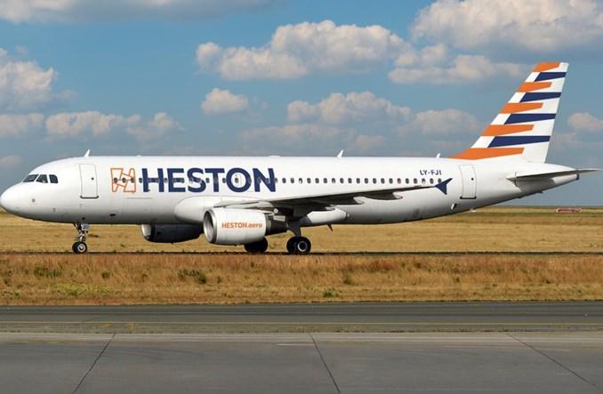 Nowa litewska linia Heston Airlines zarejestrowała pierwszego airbusa A320