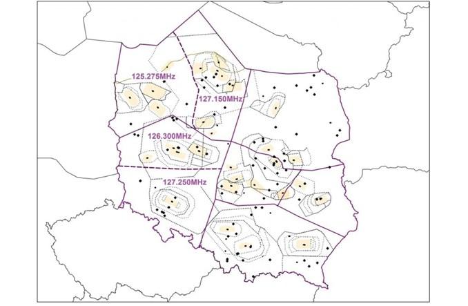 PAŻP: Nowy podział sektorów FIS Poznań i FIS Gdańsk