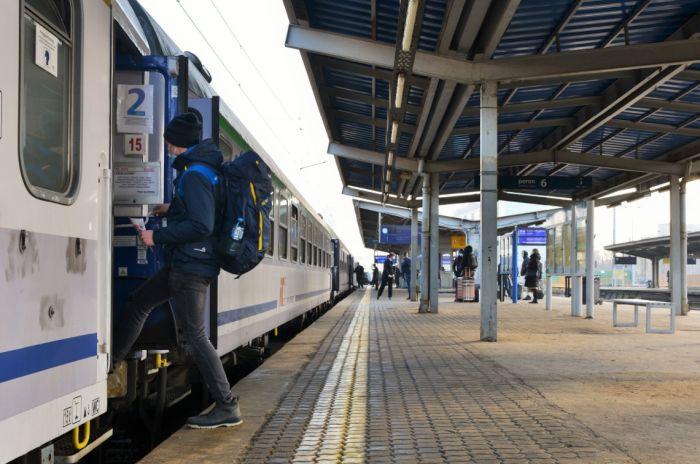 """""""Kolej musi być elastyczna i zaoferować coś więcej niż samolot i samochód"""""""