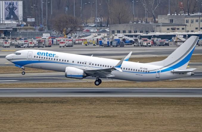 Enter Air:  Przetrwaliśmy najtrudniejszy rok w historii lotnictwa