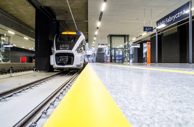 PKP PLK wspierają działania CPK w zakresie budowy tunelu w Łodzi