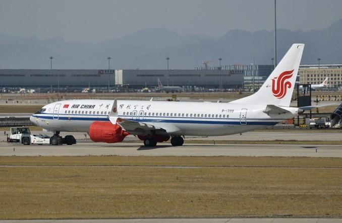 Boeing wzywa Stany Zjednoczone do oddzielenia handlu z Chinami od kwestii praw człowieka