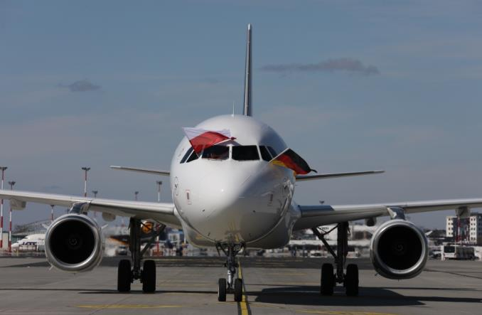 Lufthansa świętuje 50. rocznicę uruchomienia połączeń do Polski