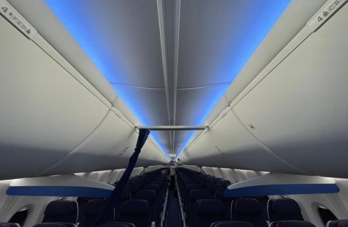 Blue Air kolejnym użytkownikiem boeinga 737 MAX (Zdjęcia)
