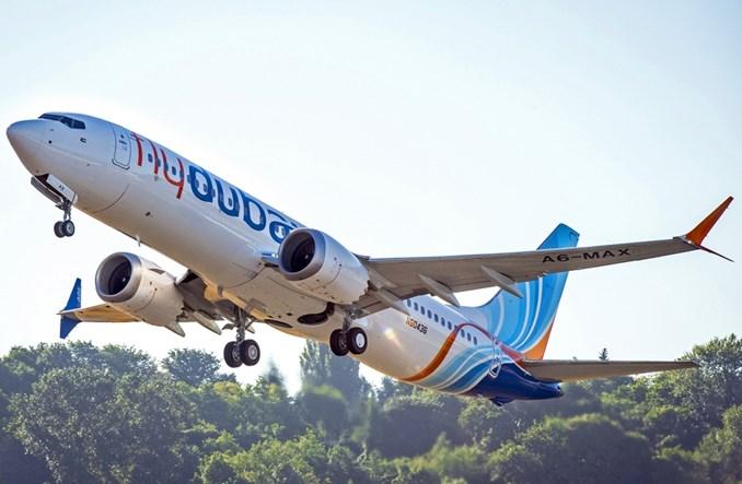 flydubai: Boeingi 737 MAX powrócą na siatkę połączeń 8 kwietnia