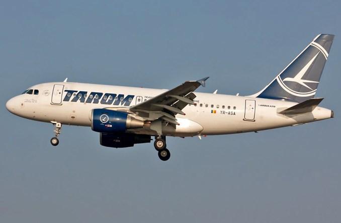 Rumuński TAROM wystawił na sprzedaż 14 samolotów, w tym A318