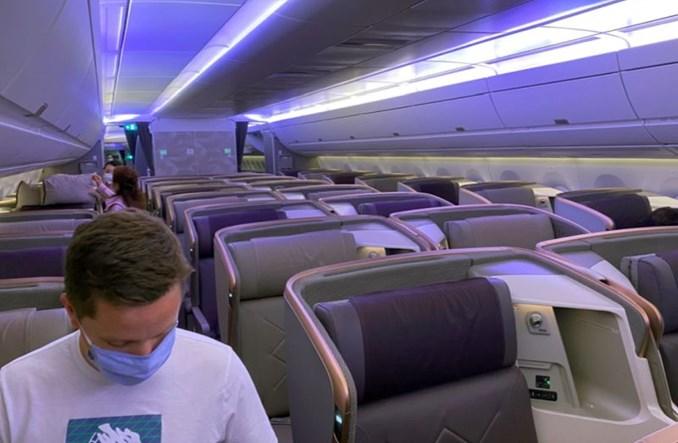 11 pasażerów rejsu z Singapuru do Nowego Jorku. Co motywuje przewoźnika?