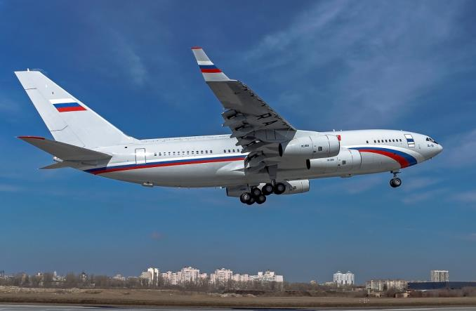 UAC: Kolejny rządowy Ił-96-300 już po pierwszym locie technicznym