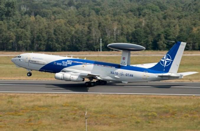 Leonardo zapewni bezpieczeństwo samolotom NATO