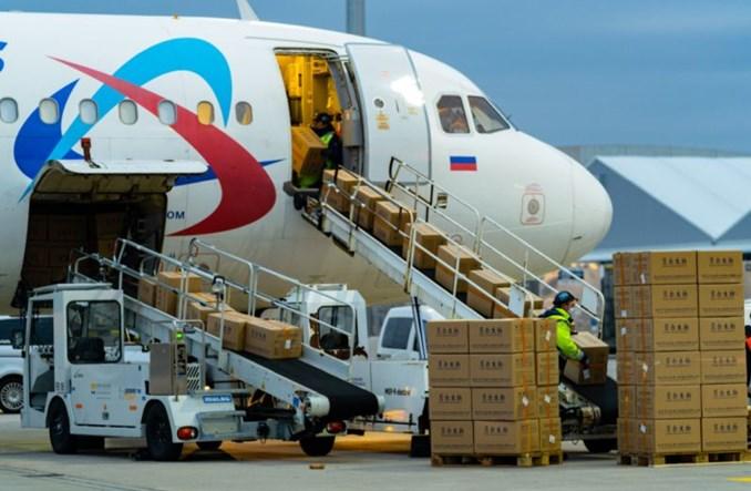 Lipsk-Halle: Wzrost cargo o ponad 20 proc. w pierwszym kwartale