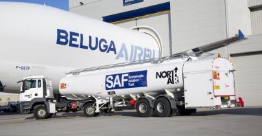 Airbus: Ograniczamy wpływ floty samolotów Beluga na środowisko