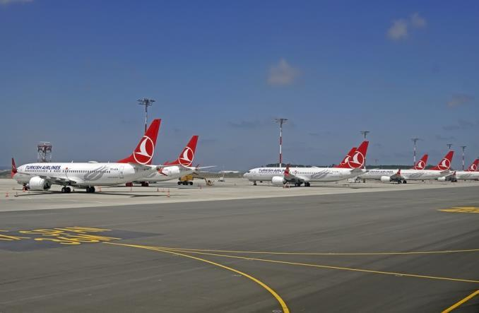 Turkish Airlines wznowiły loty krajowe boeingiem 737 MAX