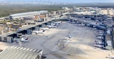 Frankfurt: Rekordowy kwiecień w cargo, pasażerów mniej o 84 proc.