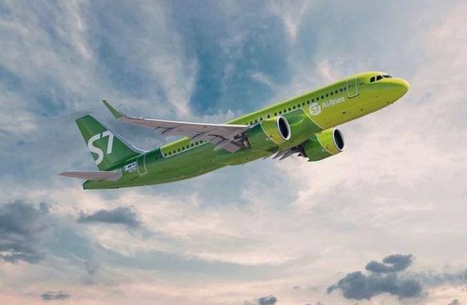 Nowa trasa S7 Airlines z Niemiec do stolicy Rosji