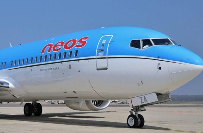 Włoskie Neos Air przetestują IATA Travel Pass