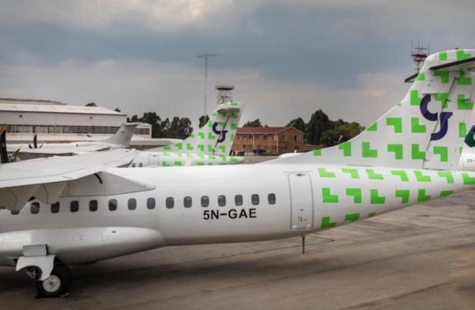 Green Africa Airways odebrały pierwszego ATR-a 72-600