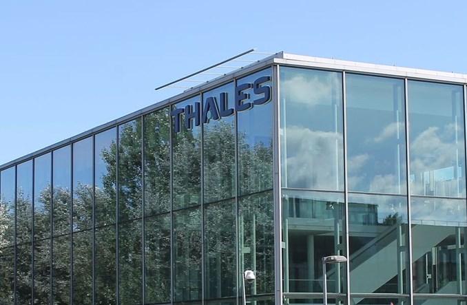 Thales chce sprzedać część kolejową