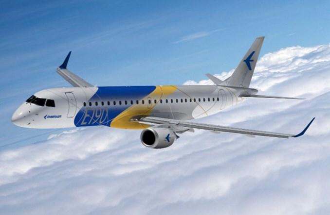 Embraer dostarczył 22 odrzutowce w Q1. Ponad 14 mld dolarów w portfelu zamówień