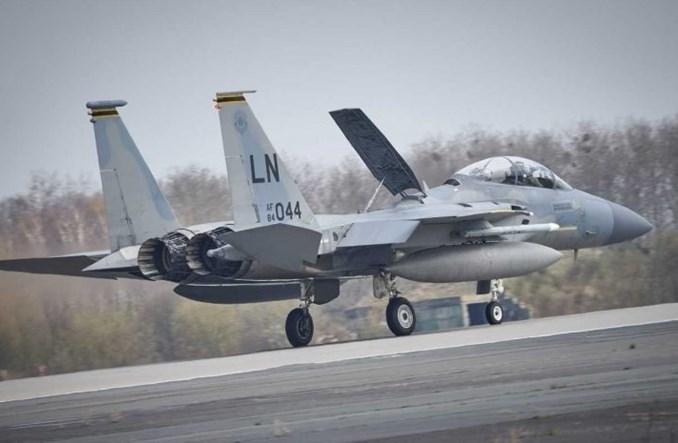 PAŻP współpracuje z wojskiem podczas Aviation Detachment 2021