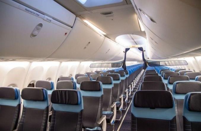 KLM modernizuje kabiny na trasach europejskich