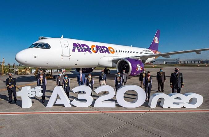 Airbus: Air Cairo odebrała pierwszego A320neo