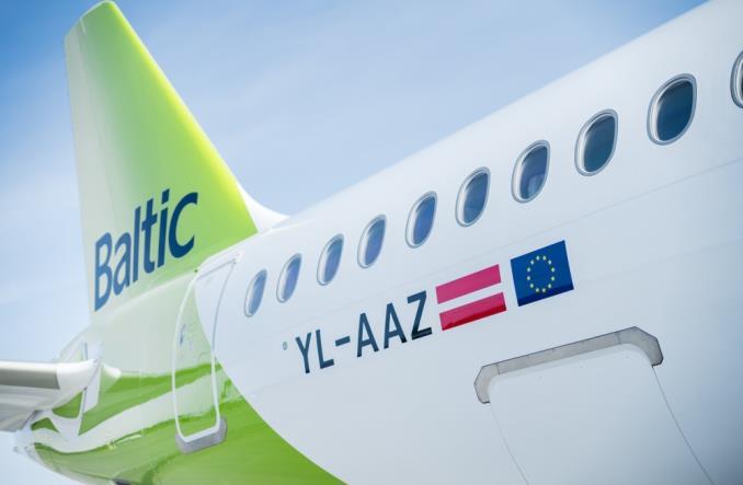 airBaltic odebrał 26. airbusa A220-300 i planuje przejąć obsługę pasażerów na lotnisku w Rydze
