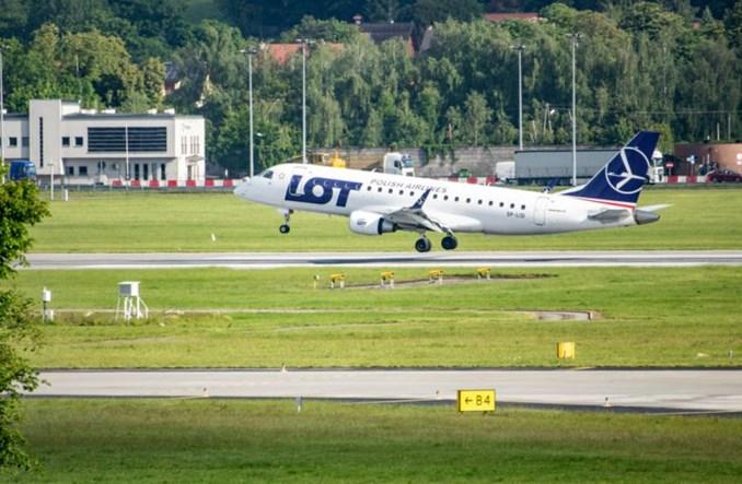 Kraków: Duży wzrost liczby pasażerów w kwietniu