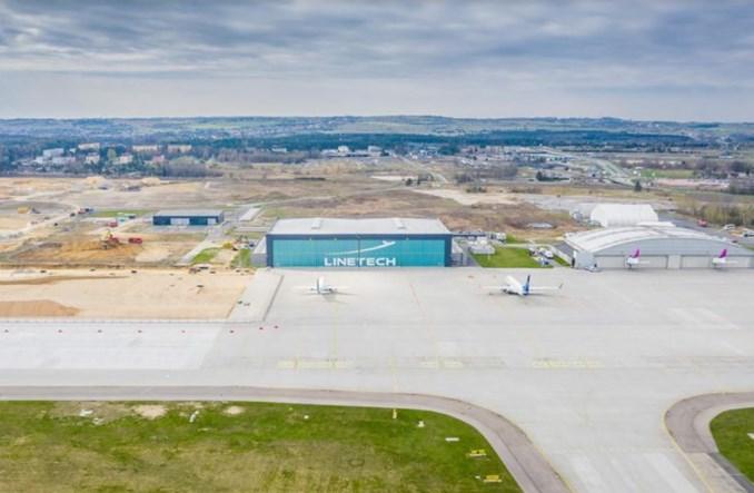 Katowice: Ruszyła budowa trzeciego hangaru. Dwie nowe zatoki dla A321neo