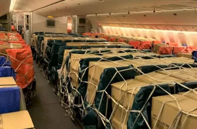 Rok przewozów Emirates SkyCargo na pokładach samolotów pasażerskich