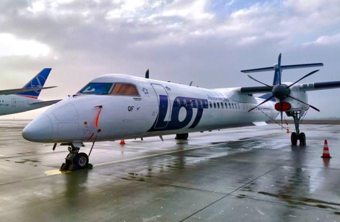 Rzeszów-Jasionka: 105 tys. mniej pasażerów w Q1. Spadek o 90 proc.
