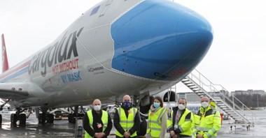 IATA: Przewozy cargo lepsze niż przed pandemią, rekordowy marzec