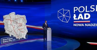 Polski Ład: Nie zabrakło CPK