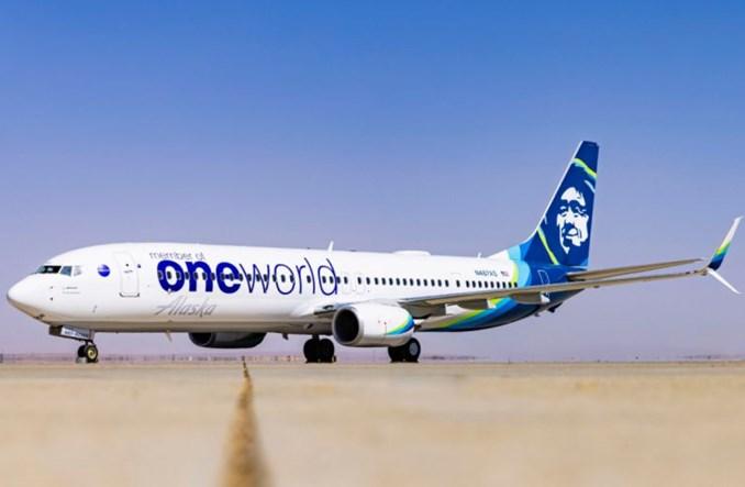 Odrzutowce Alaska Airlines dolecą do Belize