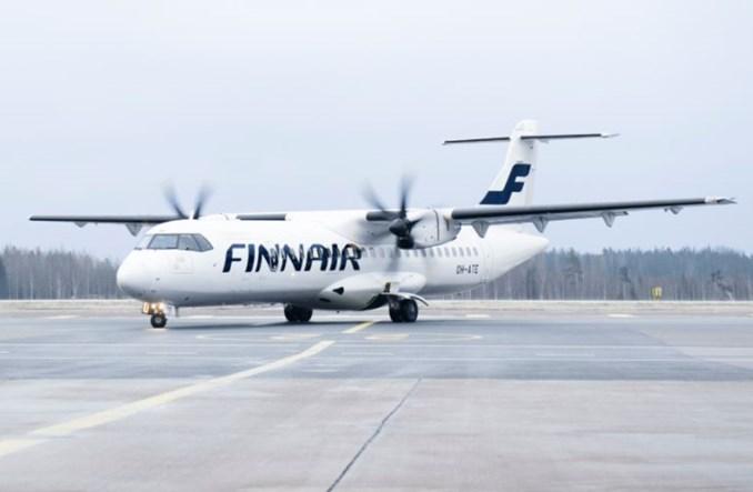 Finnair: Flota ATR zostanie wyposażona w filtry HEPA